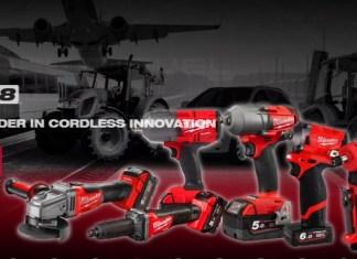 Pakej terbaik cordless impact drill dan grinder
