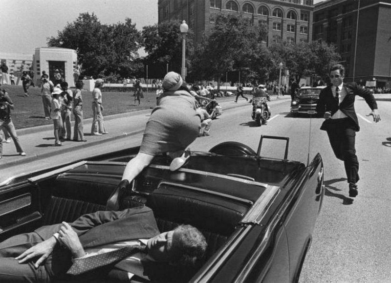 Убийство Джона Кеннеди в Далласе