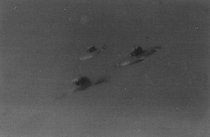Обнародованы новые фотографии доказательства НЛО