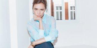 Виктория Бекхэм запустила интерактивный сайт собственного бренда