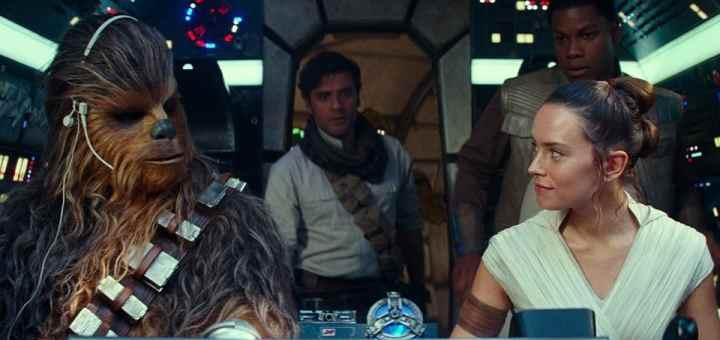 Трейлер к фильму «Звёздные войны: Скайуокер. Восход»