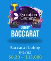 baccara lobby paris