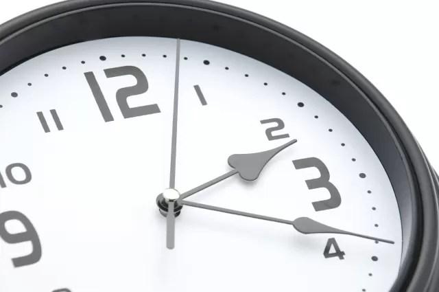 ログインごとの時間制限