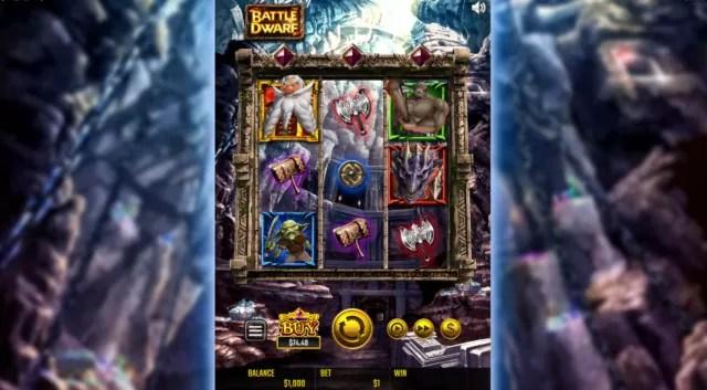スロットランキング-10位-Battle Dwarf