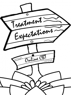 What to Expect from CBT and me, My expectations of clients