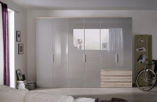 Nolte Horizont 10500   Kombi Schrank Glas braun  Möbel Letz   Ihr Online Shop