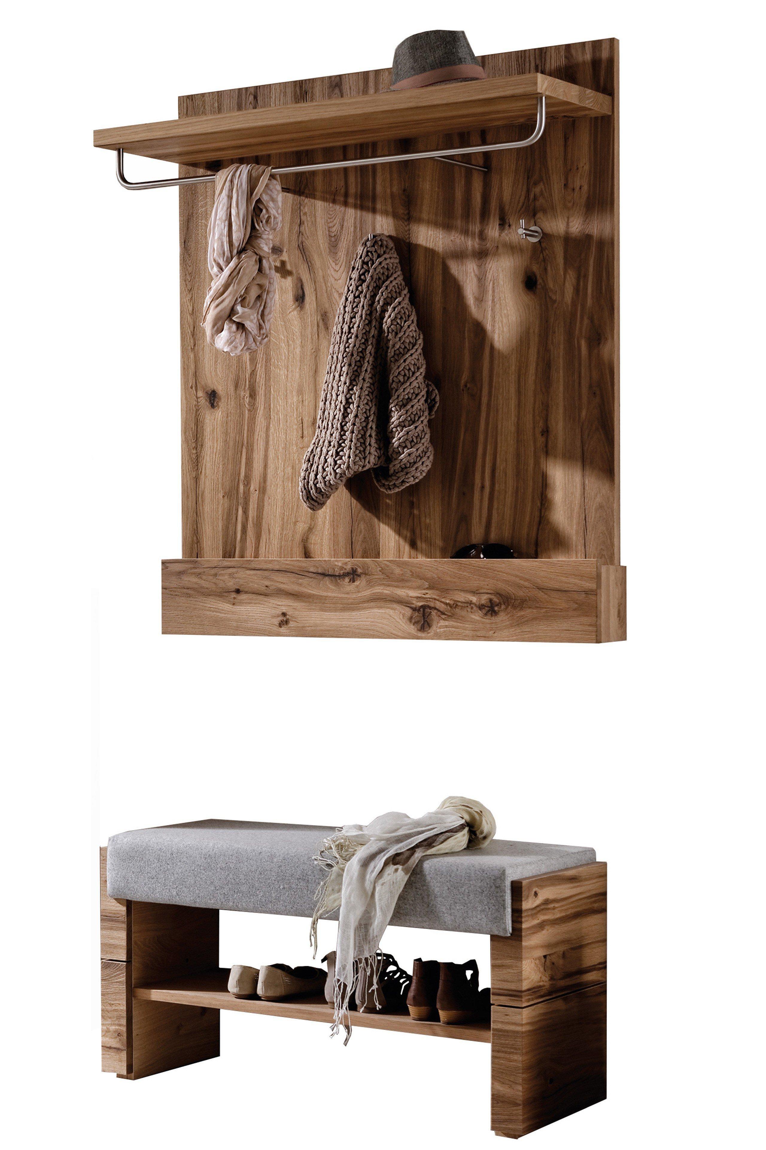 Garderobe V Alpin Viento Von Voglauer In Eiche