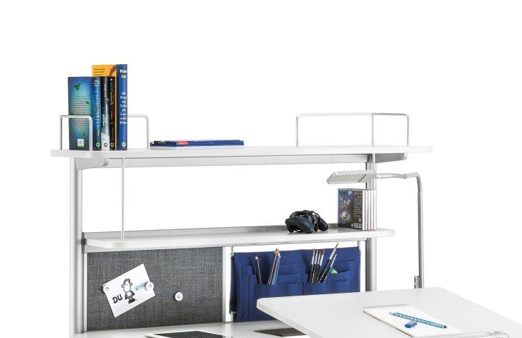 Moll Schreibtisch Weiß 2021