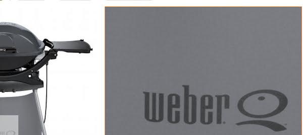 Weber Elektrogrill Q 240 15 prozent rabatt