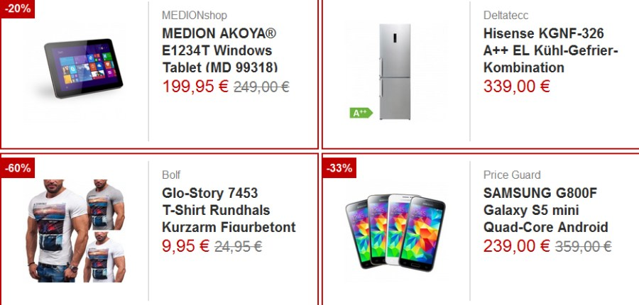 Rakuten Deals Bild 2
