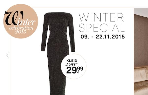orsay winter special
