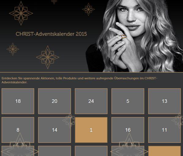christ adventskalender weihnachten 2015