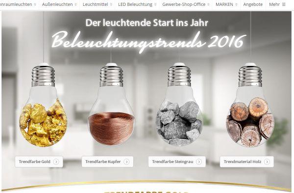 lampenwelt highlights januar 2016