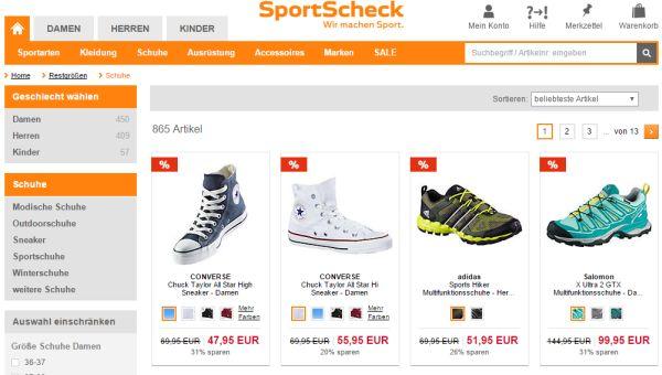 sportscheck 20 prozent extra rabatt sale