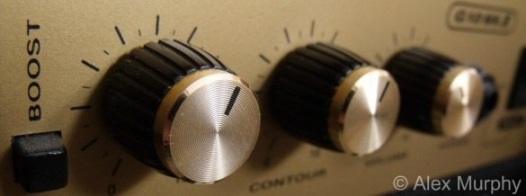 Booster amp