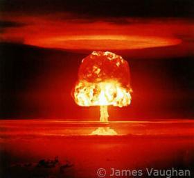 1954 eleven megaton explosion