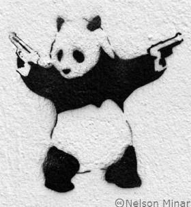 Gun-panda