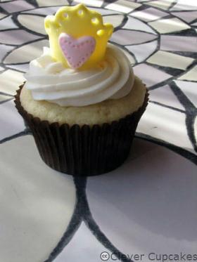 Tiara-Cupcake
