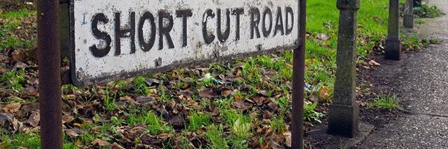 Short-Cut-Road