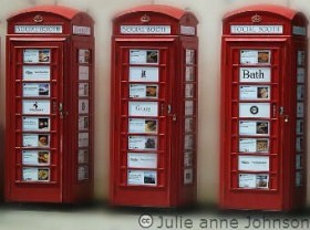 Telephone-boxes