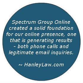 Hanley-testimonial