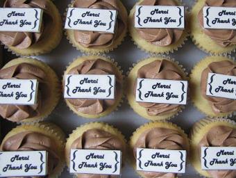 Staff Appreciation Cupcakes
