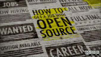 How To Get a Job With Open Source