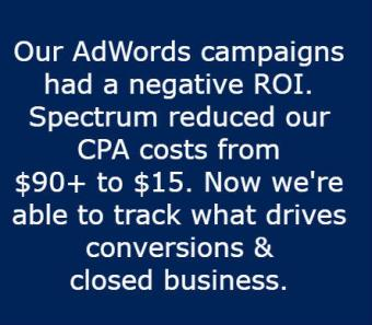 AdWords Case Study Client Quote