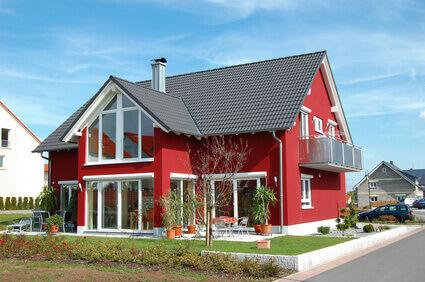 Haus nach Trennung und Scheidung