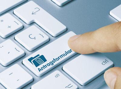 Scheidungsantrag per Online-Formular