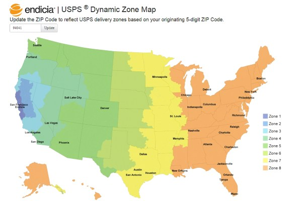 Endicia's Dynamic Zone Map Takes the Guesswork Out of ...