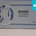 buy Oxandrolone 10mg OXADEN 10MG
