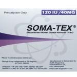 Soma-tex hgh 120IU