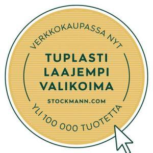 Stockmann tuplasi verkkokauppansa valikoiman – saatavilla yli 110 000 tuotetta