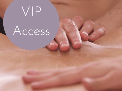 Female Massage: VIP Access