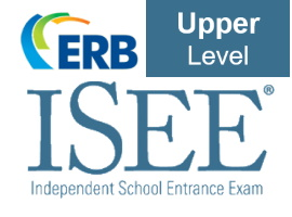 ISEE Upper