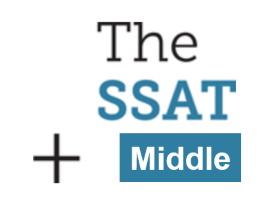 SSAT Middle