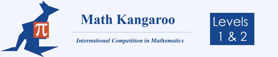 Math Kangaroo 1-2 Banner