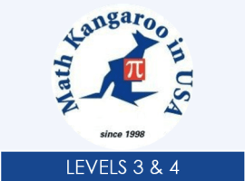 Math Kangaroo 3-4
