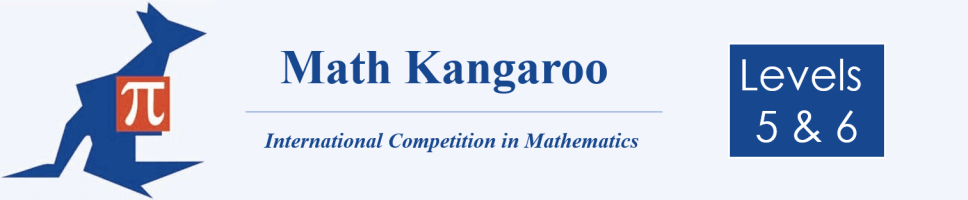 Math Kangaroo 5-6 Banner