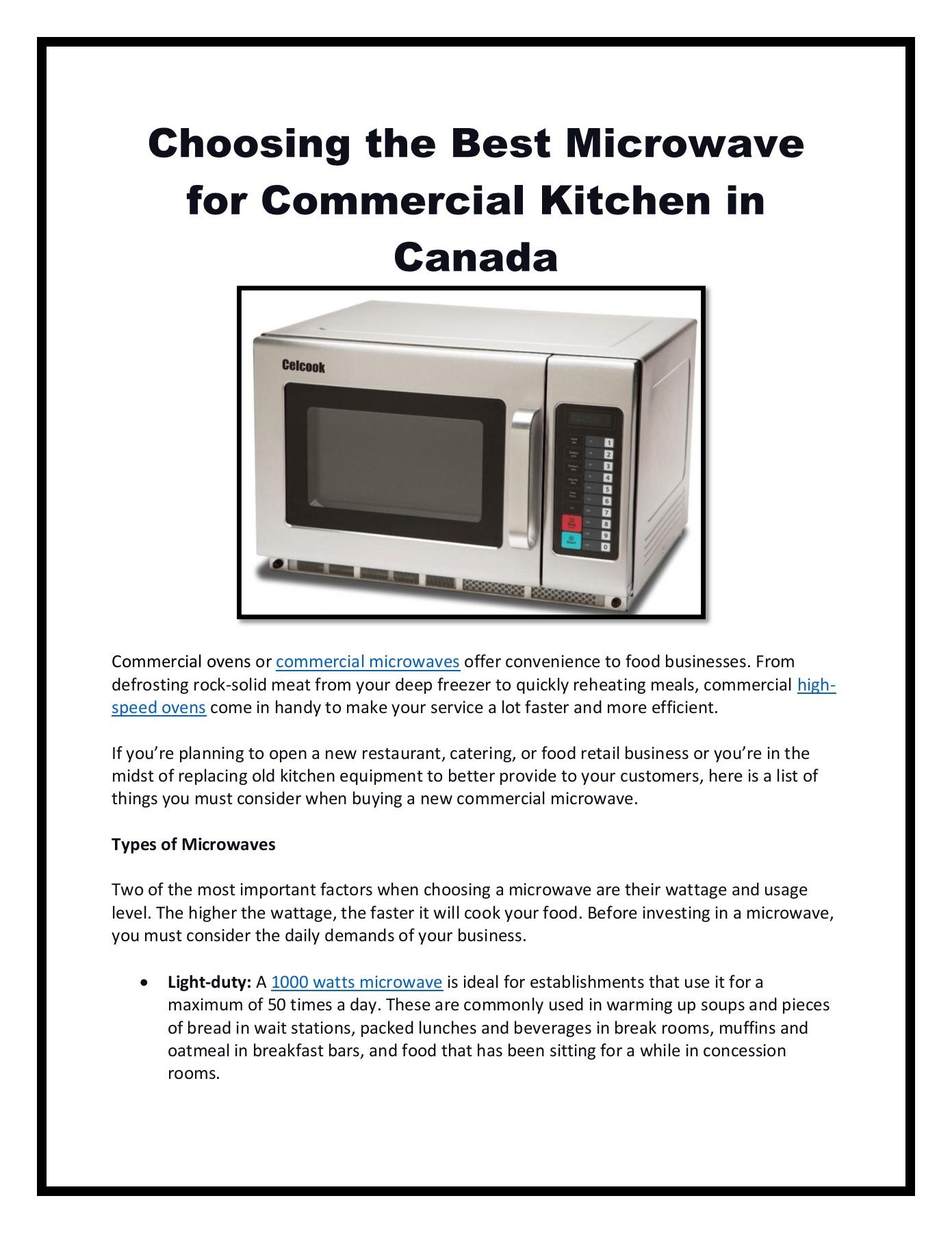 buy a professional microwave flip ebook