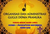 Gambar Logo Gugus Depan Pramuka