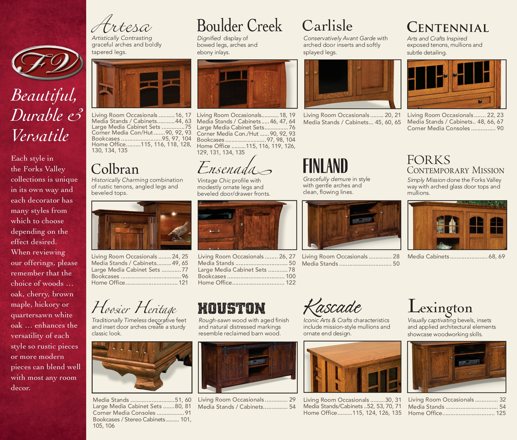 2017 Forks Valley Catalog Pages 51 100 Text Version
