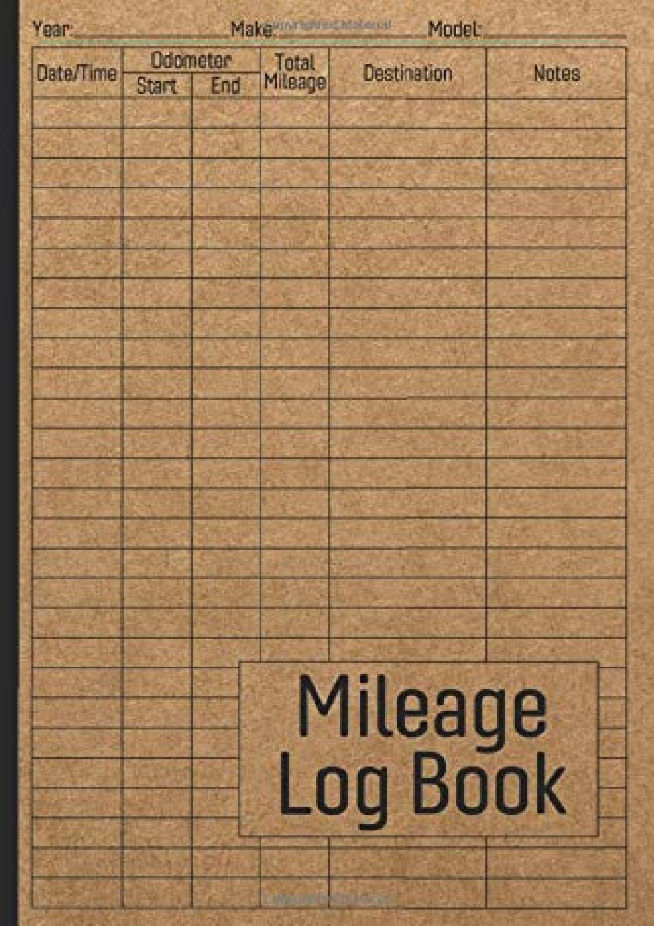 One of the most common uses for a log book is to track information as you drive. Pdf Mileage Log Book Vehicle Mileage Journal For Business Or Personal Taxes Automotive Daily Tracking Miles Record Book Odometer Tracker Logbook Automobile Truck Or Car Owner Gift Notebook Kindle