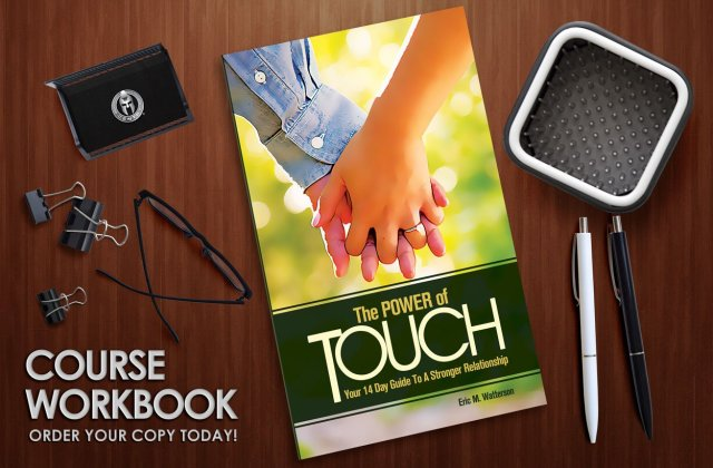 The Power of Touch Book