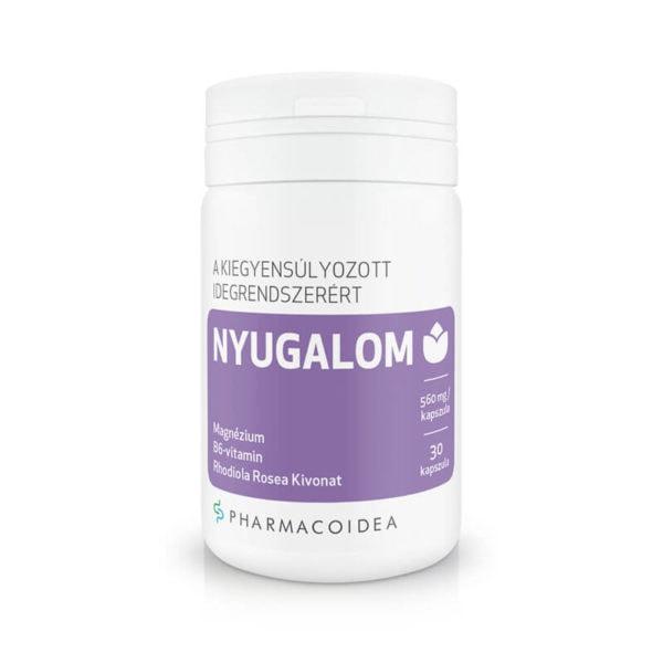 Pharmacoidea Nyugalom Kapszula (30db)