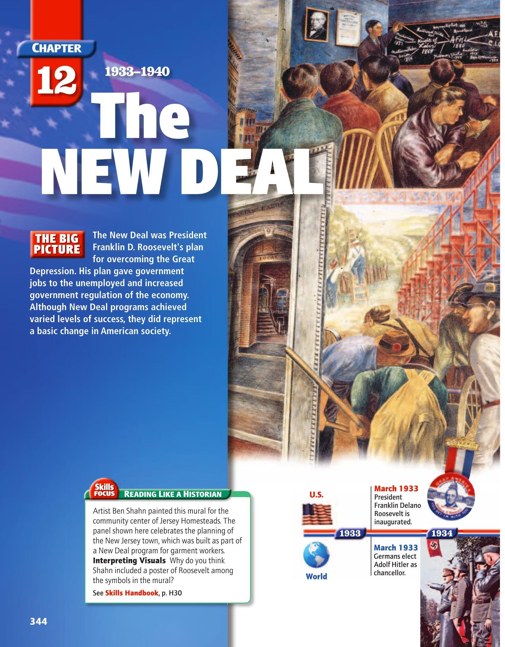 Chapter 12 Politics Of The Roaring Twenties Answer Key