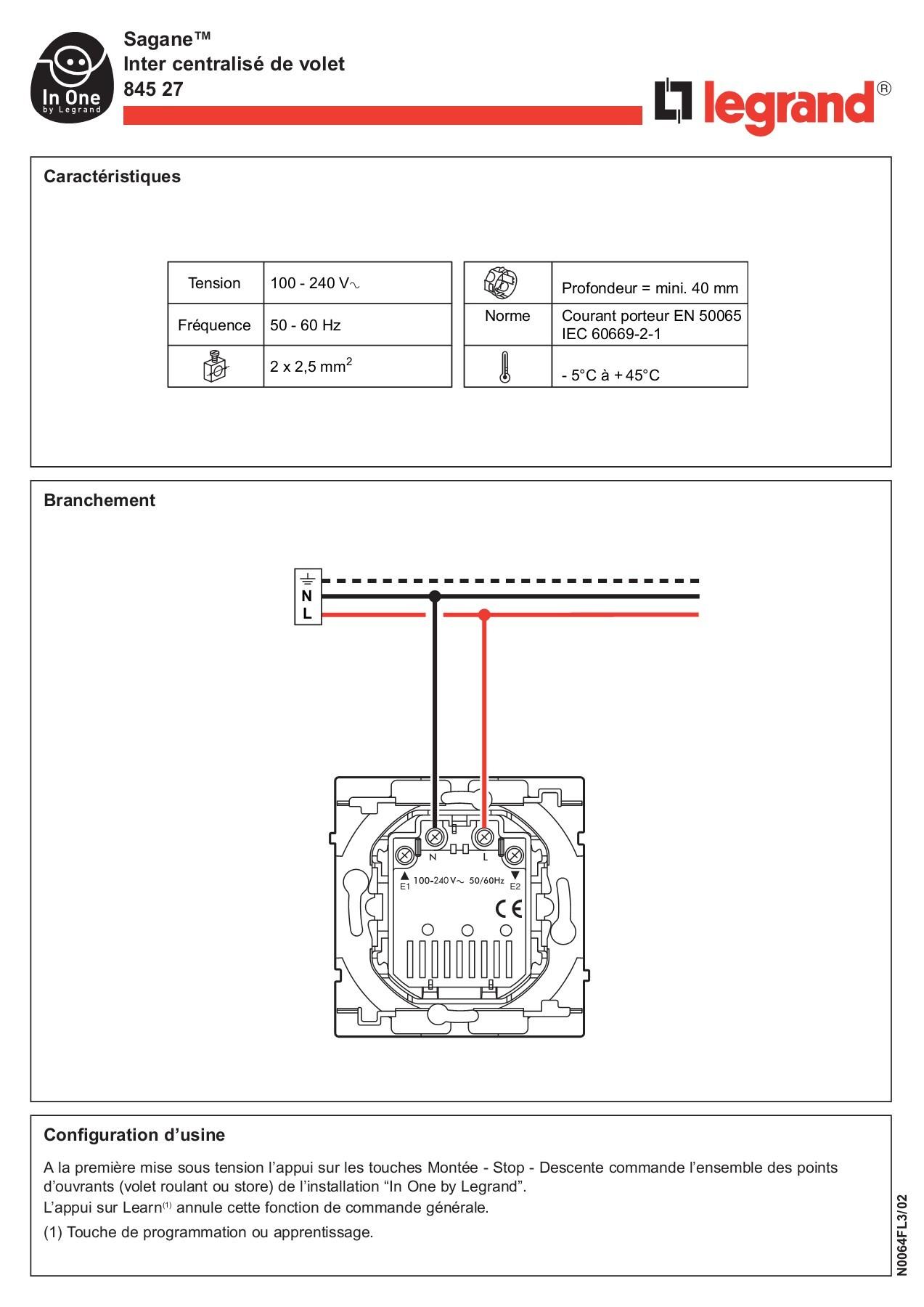 Sagane Inter Centralise De Volet 845 27 Pages 1 9 Flip Pdf Download Fliphtml5
