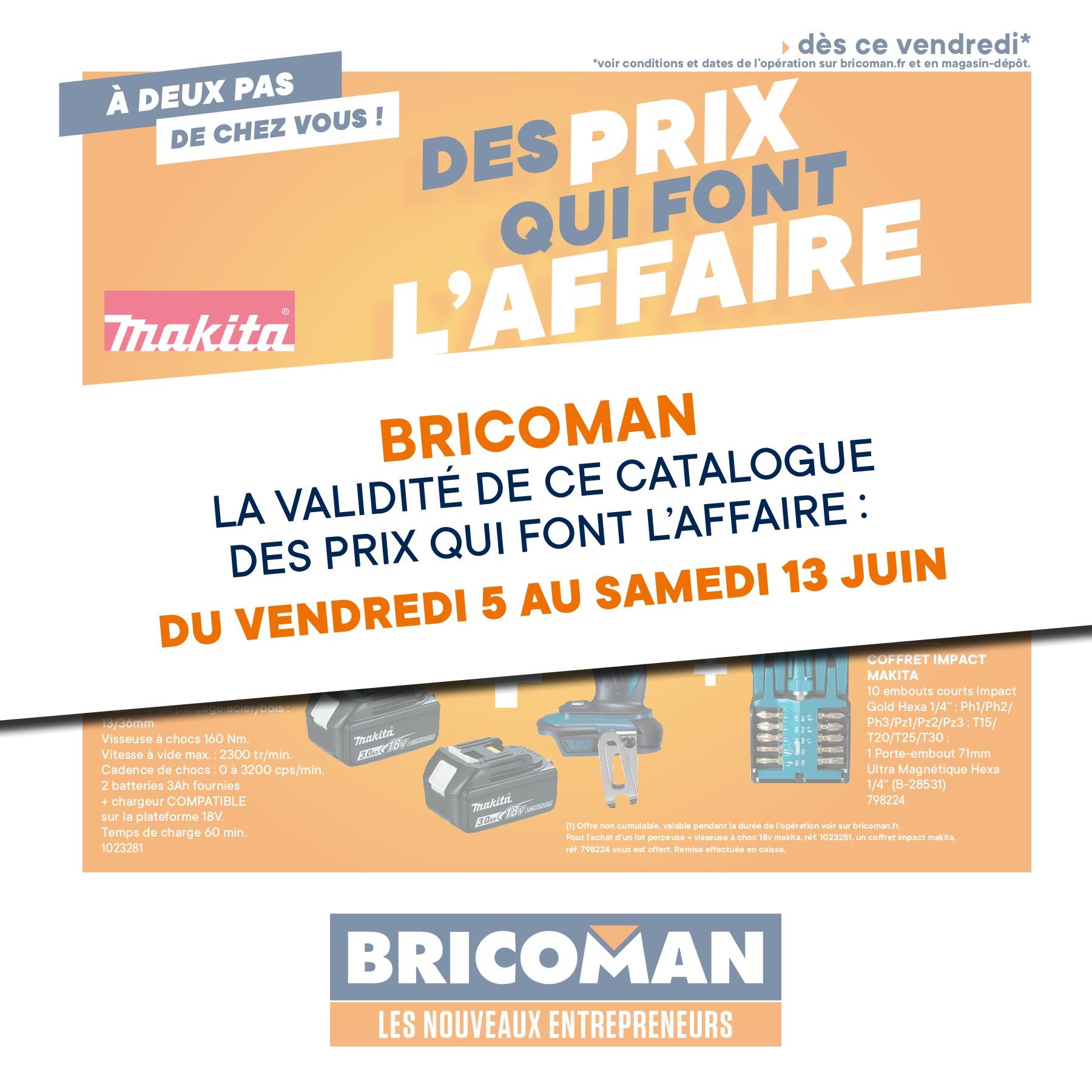 Catalogue Bricoman 20 04 Sens Pages 1 14 Text Version Fliphtml5