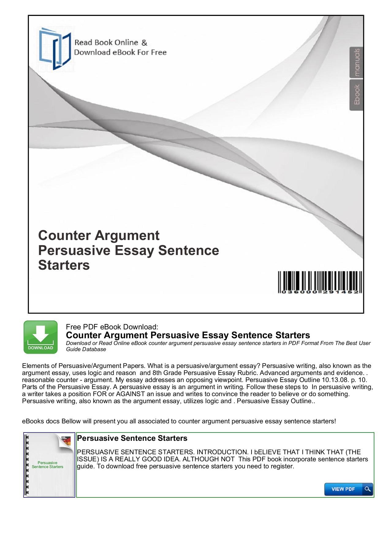 Belajar Introduction Sentence Starters For Essays